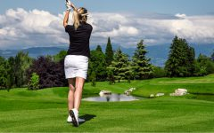 Evian-International women Golf Championship