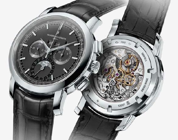 La montre Traditionnelle Chronographe Quantième Perpétuel de Vacheron Constantin