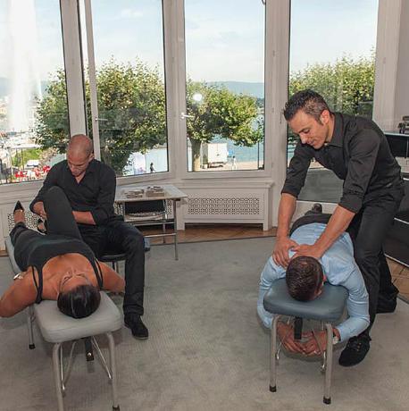 B&F WELLNESS propose un service de massage ciblé qui permet de soulager rapidement toutes les tensions musculosquelettiques