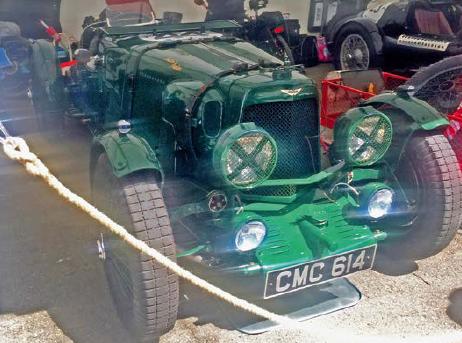 Aston Martin Ulster.