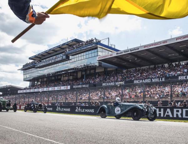 8, 9, 10 juillet 2016 – Le Mans Classique
