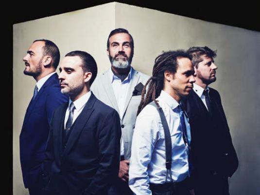 Le groupe électro-jazz français : Électro Deluxe.