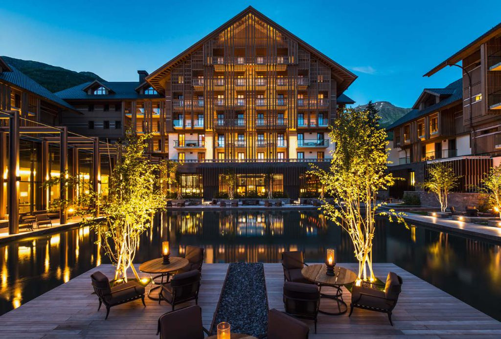 The Chedi Andermatt Andermatt Swiss Alps
